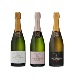 Champagner Verkostungspaket - Paul Déthune