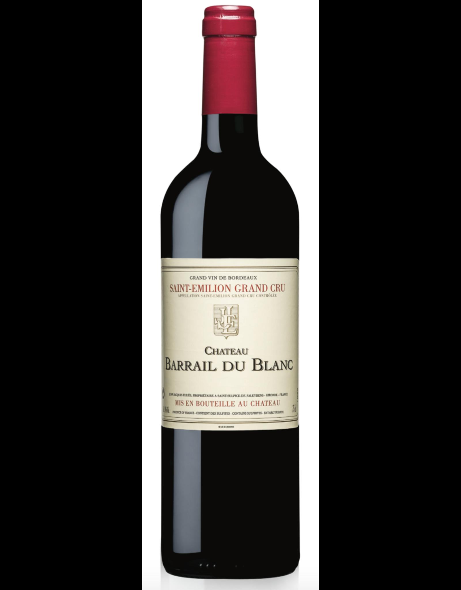 Château Barrail du Blanc Château Barail du Blanc 2018 - St.Emilion