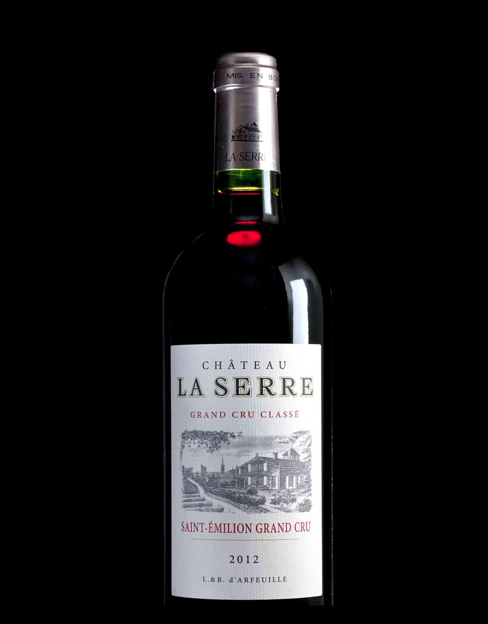 Château La Serre Château La Serre 2018 - St.Emilion