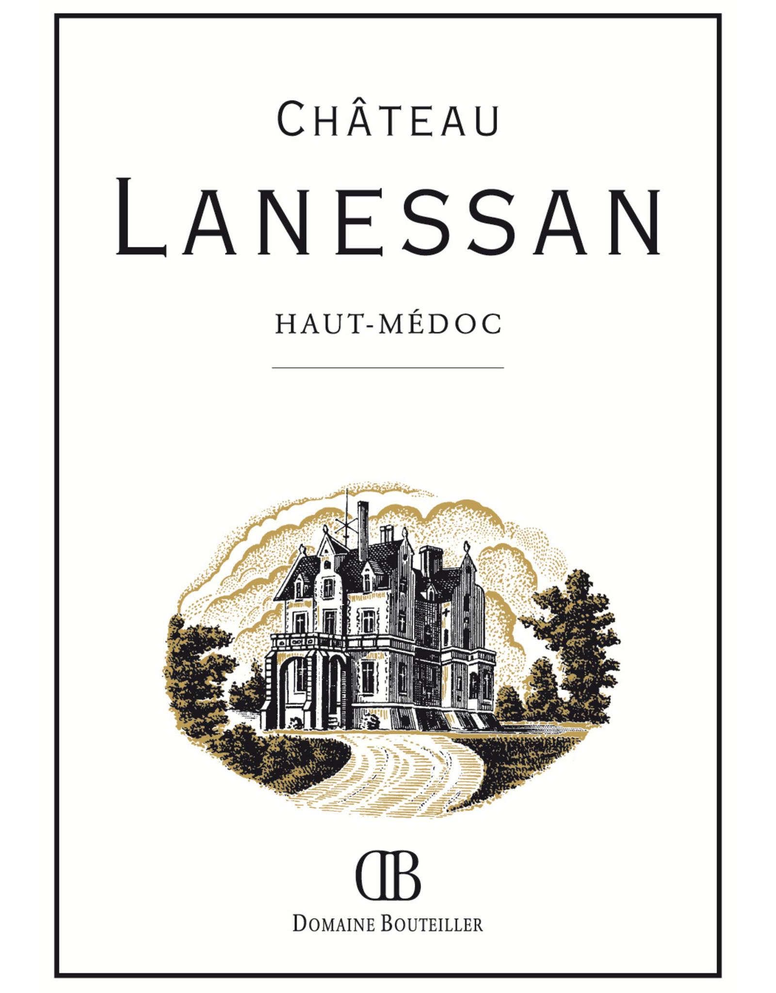 Château Lanessan 2018 - Haut Médoc