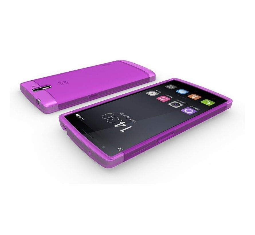 Lite Cover Lila OnePlus One
