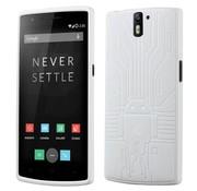 Cruzerlite Bugdroid Cover Weiß OnePlus One