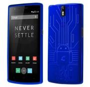 Cruzerlite Bugdroid Cover Blau OnePlus One