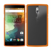 Orzly Fusion Cover Orange OnePlus Two