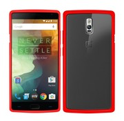 Orzly Fusion Cover Rot OnePlus 2