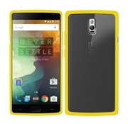 Orzly Fusion Cover Gelb OnePlus 2