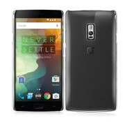 Orzly InvisiCover Cover Durchsichtig OnePlus Two