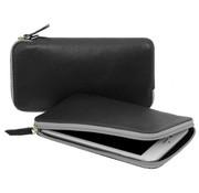 StilGut Smart Sleeve Reißverschluss Schwarz OnePlus X