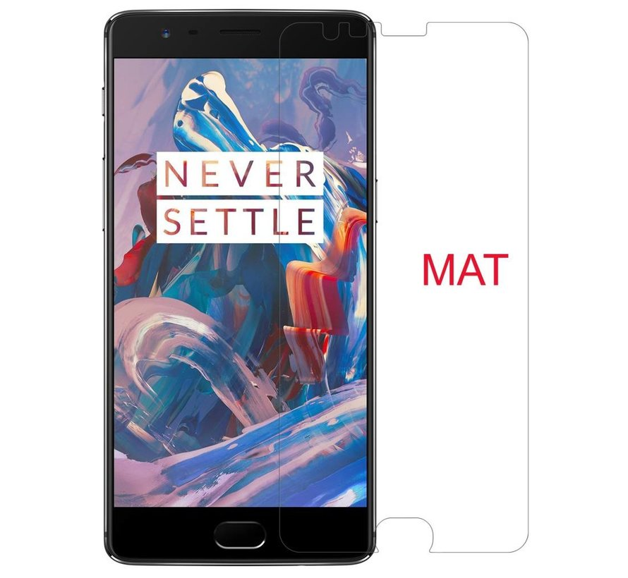 Matt Displayschutzfolie OnePlus 3/3T