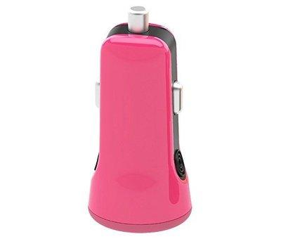 Baseus Auto USB Ladegerät Pink