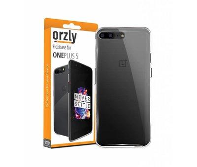 Orzly FlexiCover Durchsichtig OnePlus 5