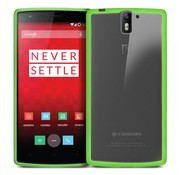 Orzly Fusion Cover Grün OnePlus One