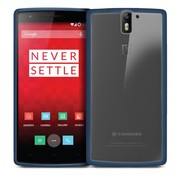 Orzly Fusion Cover Blau OnePlus One