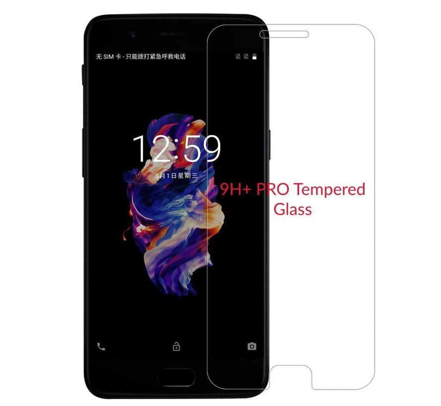 9H+ Pro Gehärtetes Glass Displayschutzfolie OnePlus 5