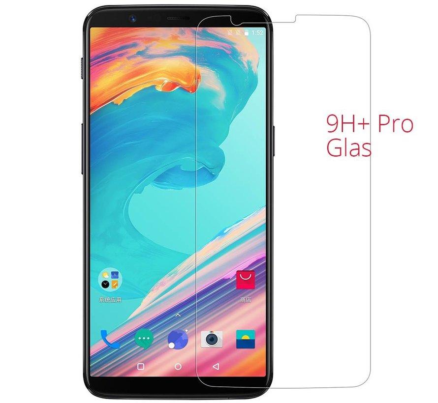 9H+ Pro Gehärtetes Glass Displayschutzfolie OnePlus 5T