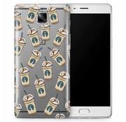 OPPRO PrintSerie Starbucks Hülle OnePlus 3/3T