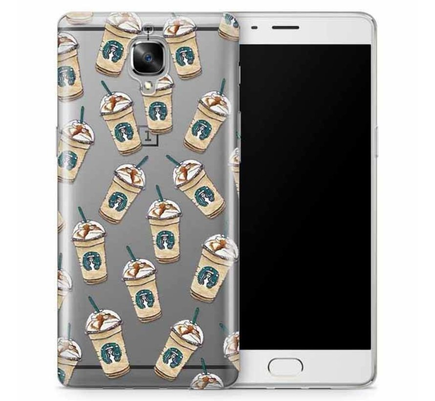 PrintSerie Starbucks Hülle OnePlus 3/3T