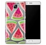 OPPRO PrintSerie Watermelon Hülle OnePlus 3/3T
