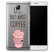 OPPRO PrintSerie Coffee Hülle OnePlus 3/3T