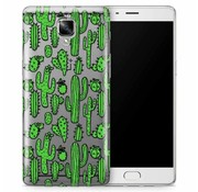 OPPRO PrintSerie Cactus Hülle OnePlus 3/3T