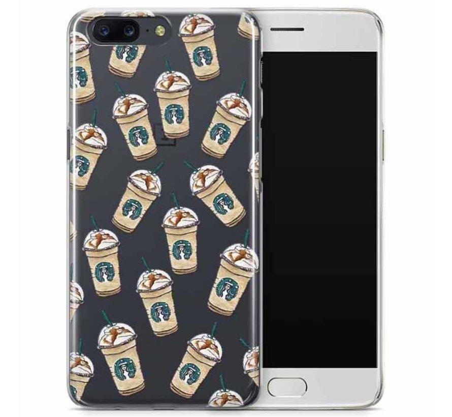 PrintSerie Starbucks Hülle OnePlus 5