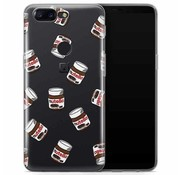 OPPRO PrintSerie Nutella Hülle OnePlus 5T