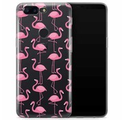 OPPRO PrintSerie Flamingo Hülle OnePlus 5T