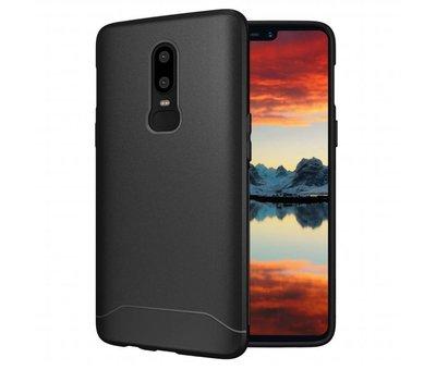 Tudia Arch Ultra Slim Hülle Schwarz OnePlus 6