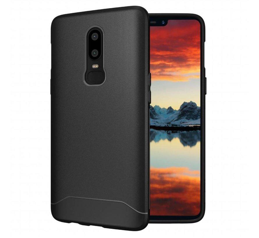 Arch Ultra Slim Hülle Schwarz OnePlus 6