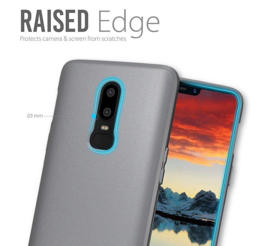Arch Ultra Slim Hülle Grau OnePlus 6