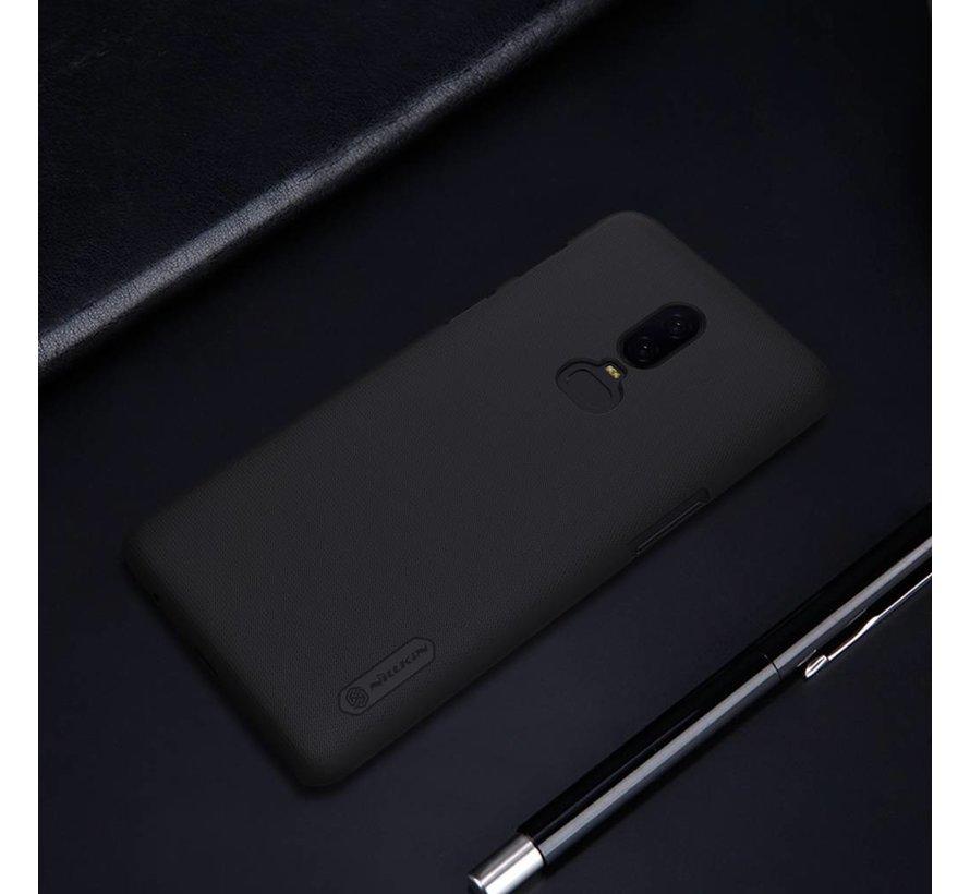 Frosted Shield Schwarz OnePlus 6