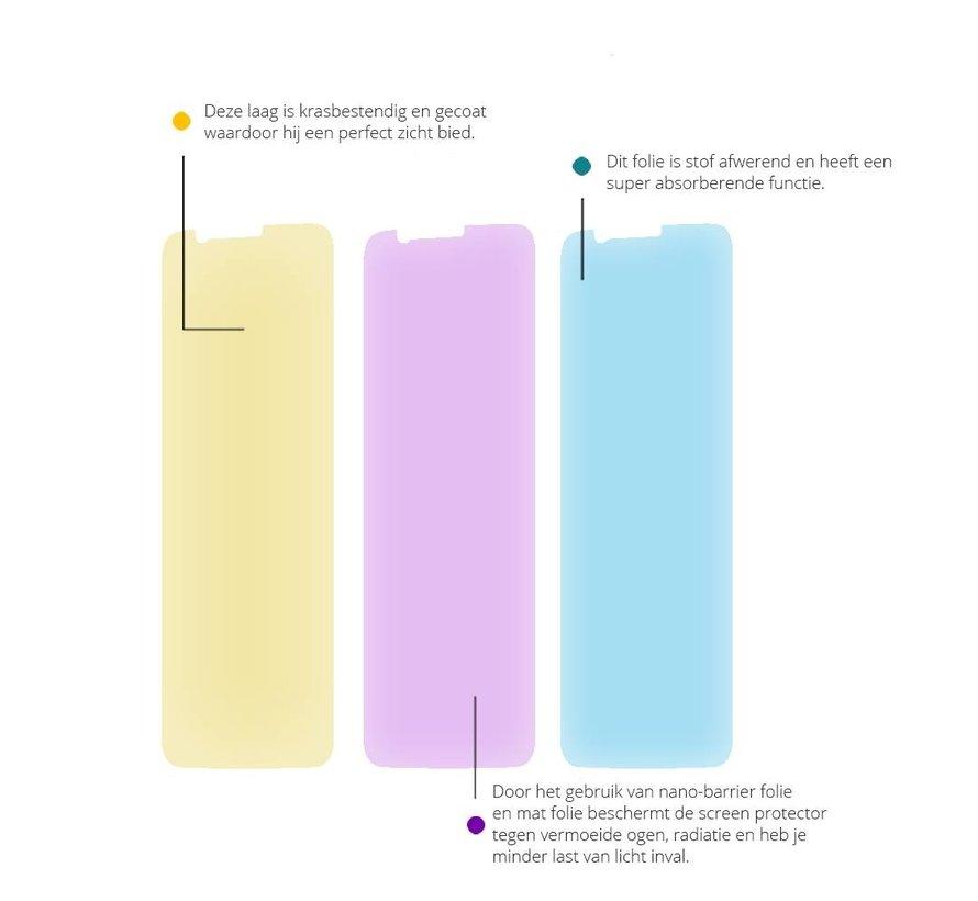 Matt Displayschutzfolie OnePlus 6