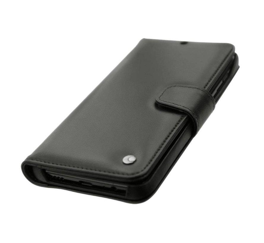 Tradition B Lederen Hülle Schwarz OnePlus 6