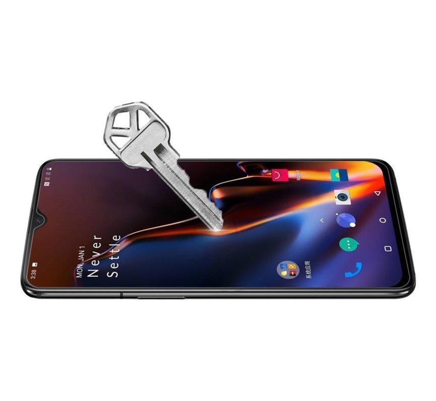 OnePlus 6T / 7 Gehärtetes Glas Displayschutzfolie 9H +Pro