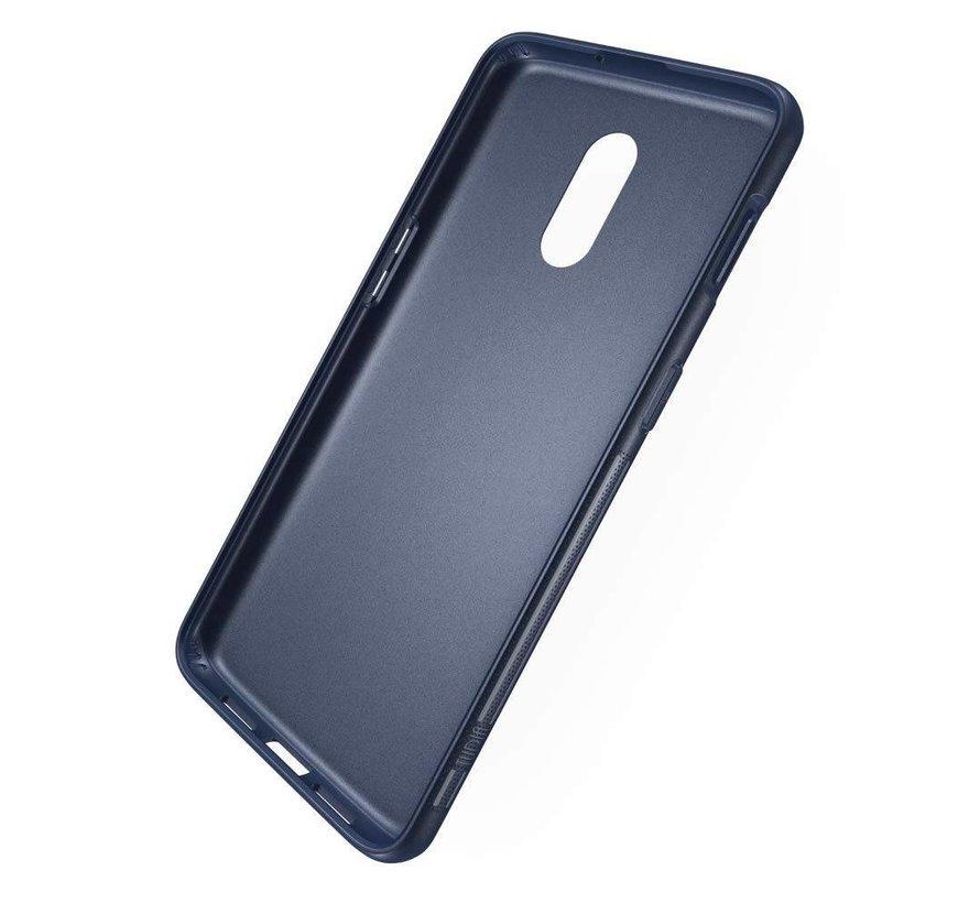 OnePlus 6T Hülle Arch S Blau