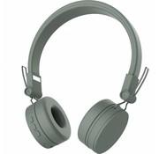Defunc OnePlus Bluetooth Kopfhörer GO Olijf