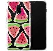OPPRO OnePlus 6T Hülle Meloen