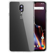 Orzly OnePlus 6T TPU Hülle FlexiCover Durchsichtig