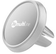 Multiline Prime Magnetische Auto TelefoonHalter Ventilatierooster Grau