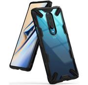 Ringke OnePlus 7 Pro Hülle Fusion X Schwarz