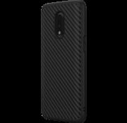RhinoShield OnePlus 7 Hülle SolidSuit Carbon Schwarz