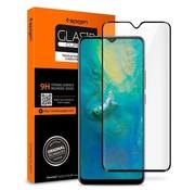 Spigen OnePlus 6T/7 Displayschutzfolie 9H Gehärtetes Glas