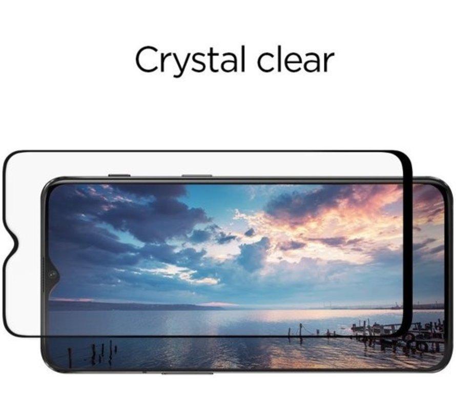OnePlus 6T/7 Displayschutzfolie 9H Gehärtetes Glas
