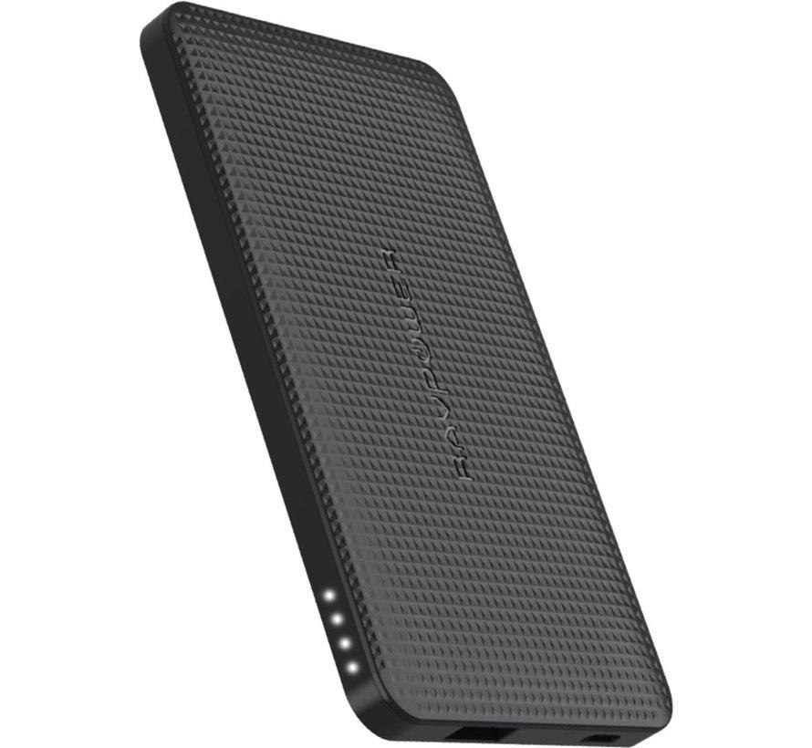 OnePlus Powerbank 5.000 mAh Schwarz Slim Design