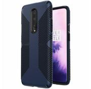 Speck OnePlus 7 Pro Hülle Presidio Grip Blau