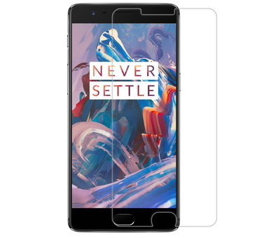 Nillkin Frosted Shield Cover Weiß OnePlus 3/3T