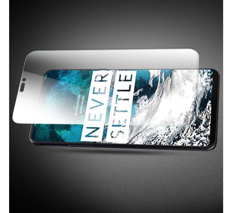 OnePlus 6 Displayschutzfolie 2.5D Gehärtetes Glas