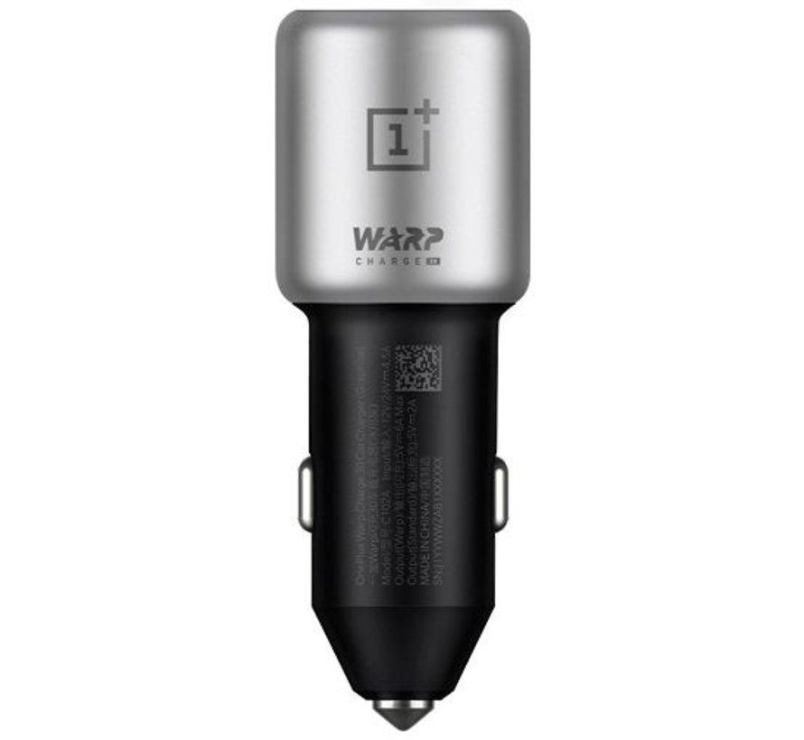 Warp Charge 30 AutoLadegerät + USB C Kabel