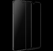OnePlus 6T / 7 3D Hartglas Displayschutzfolie Schwarz