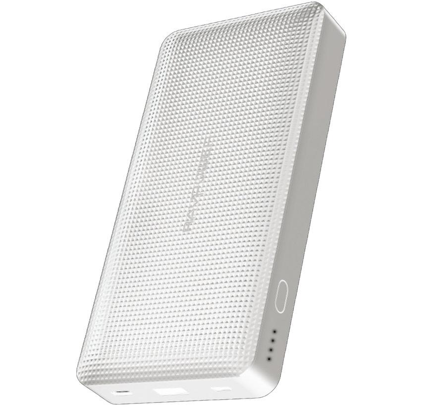 OnePlus Powerbank 20.100 mAh Weiß Ultraflaches Design
